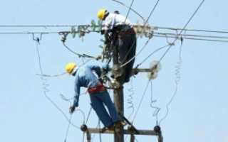 Как подключить электричество в СНТ индивидуально