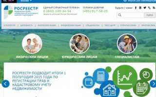 Публичная кадастровая карта Грозного