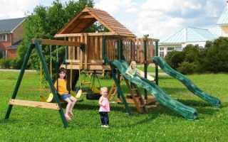 Во дворе нет детской площадки, куда обращаться