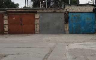 Договор аренды на гараж от физ. лица, бланк, скачать