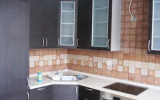 Уменьшение кухни и ванной комнаты при перепланировке