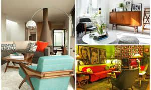 Как использовать старую мебель в новом интерьере?