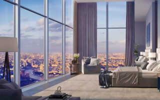 Сколько стоят самые дорогие квартиры в Москве?