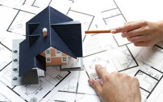 Нужен ли проект при строительстве частного дома