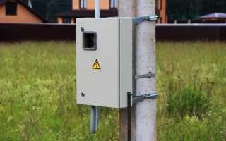 Как подключить электричество к земельному участку без построек