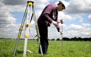Межевание земельного участка: инструкция год, стоимость, сроки