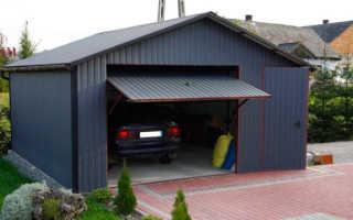 Нужно ли регистрировать гараж?