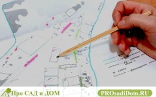 Образец акта обследования земельного участка